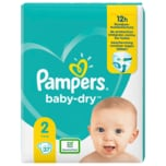 Pampers Baby Dry Gr.2 4-8kg 37 Stück