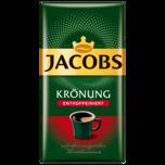 Jacobs Krönung entkoffeiniert Kaffee gemahlen 500g
