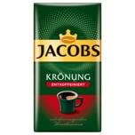 Jacobs Filterkaffee Krönung entkoffeiniert 500g
