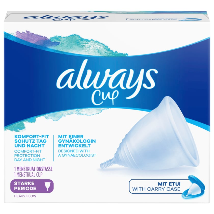 Always Cup starke Periode 1 Stück