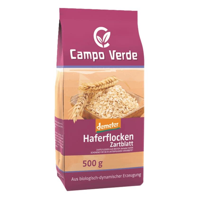 Campo Verde demeter Bio Haferflocken Zartblatt 500g
