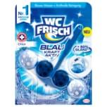 WC Frisch Kraft-Aktiv Blau Chlor 50g