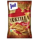 ja! Tortilla Chips mit Chili 300g