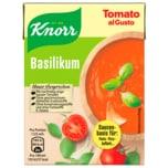Knorr Tomato al Gusto Basilikum 370g
