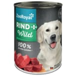 ZooRoyal Rind Plus Wild 400g