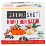 Curingshot Ingwer Curcuma Pfeffer Bio 60ml