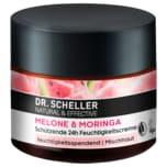 Dr. Scheller Feuchtigkeitscreme Melone & Moringa 50ml