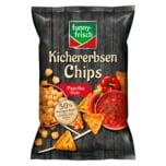 Funny-frisch Kichererbsen Chips Paprika Style 80g