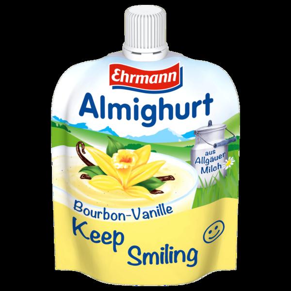 Ehrmann Almighurt Bourbon-Vanille 100g