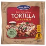 Santa Maria Tortilla Corn & Wheat 336g