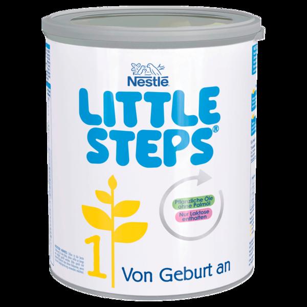 Nestlé Little Steps 1 Anfangsnahrung 800g