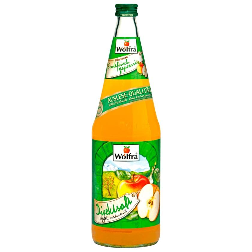 Wolfra Apfelsaft 1l