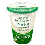 Activia 100% Pflanzlich Natur ungesüßt 400g