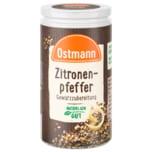 Ostmann Zitronen Pfeffer Gewürzzubereitung 40g