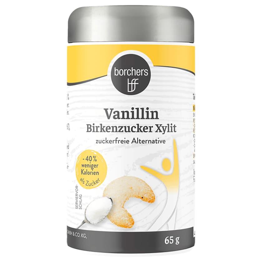 Borchers Vanillin Birkenzucker Xylit 65g