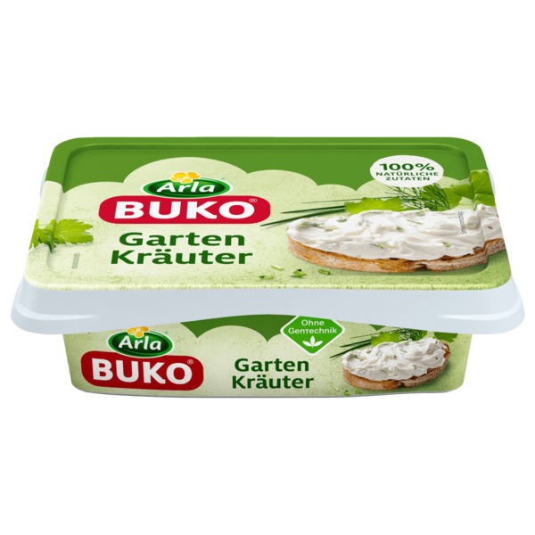 Arla Buko Gartenkräuter 200g Ohne Gentechnik