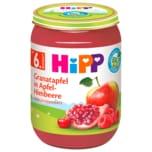 Hipp Bio Granatapfel in Apfel-Himbeere Ohne Zuckerzusatz ab 6. Monat 190g