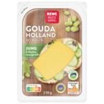 REWE Beste Wahl Gouda Holland jung 210g