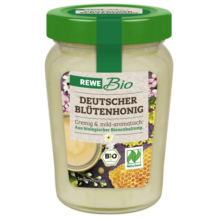 REWE Bio Deutscher Blütenhonig 350g