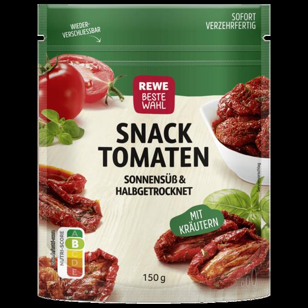 REWE Beste Wahl Snacktomaten mit Kräutern 150g
