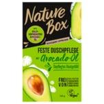 Nature Box Feste Duschpflege mit Avocado-Öl 150g