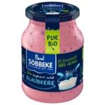 Paul Söbbeke Pur Bio Joghurt Blaubeere 500g