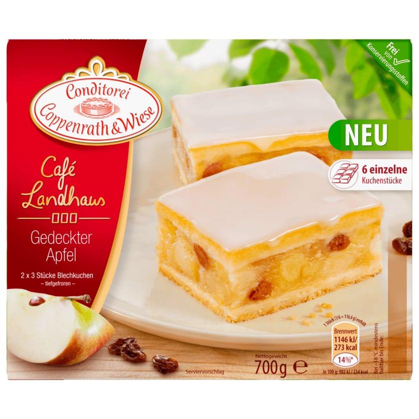 Coppenrath & Wiese Café Landhaus Gedeckter Apfel 700g