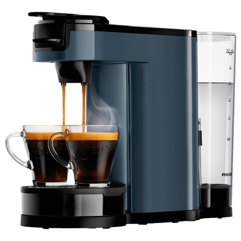 Philips Senseo Kaffeepadmaschine Switch HD7891/70 blau