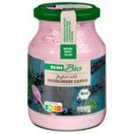 REWE Bio Joghurt mild mit Heidelbeere-Cassis 500g
