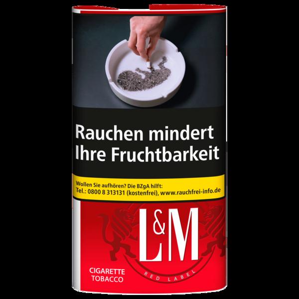 L&M Tobacco Red Label 30g
