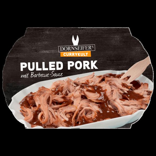 Dornseifer Currykult Pulled Pork mit Barbecue-Sauce 230g