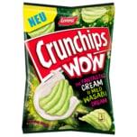 Lorenz Crunchips Wow Cream & Mild Wasabi 110g