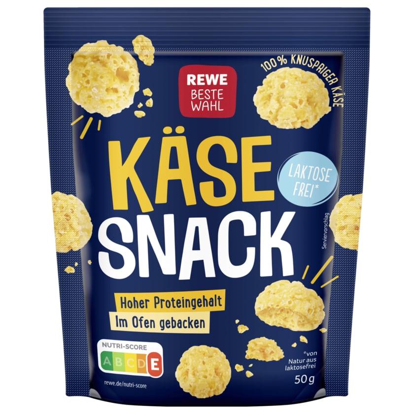 REWE Beste Wahl Käse Snack 50g