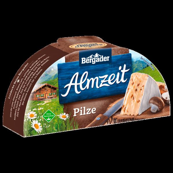 Bergader Almzeit Pilze Halbmond 175g