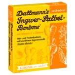 Dallmann's Ingwer-Salbei-Bonbons zuckerfrei 37g