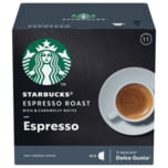 Starbucks Espresso Roast Rich & Caramelly Notes 66g, 12 Kapseln