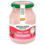 Andechser Natur Jogurt mild Himbeere 500g
