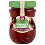 Schwartau Weniger Zucker Schwarzkirsche 300g