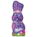 Milka Ostern Mein Lieblingsschmunzelhase rosa oder blau (Design nicht frei wählbar) 90g