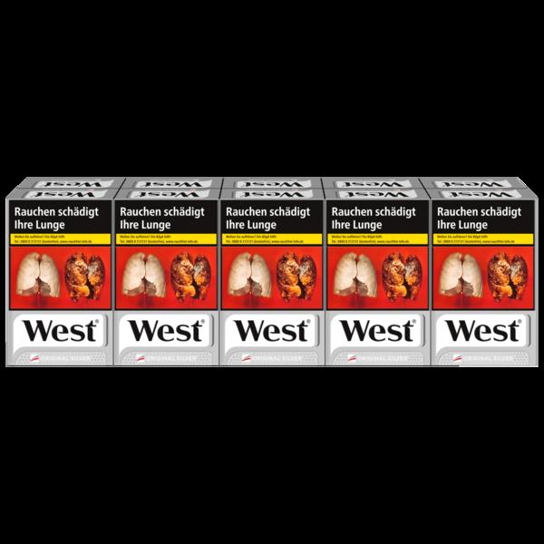 West Original Silver 10x20 Stück