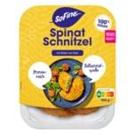 SoFine Spinat Schnitzel vegan 200g