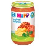 Hipp Bio Spaghetti Bolognese ab 12. Monat 250g