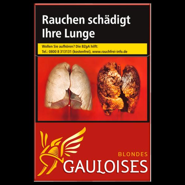 Gauloises Blondes 22 Stück