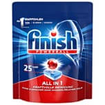 Finish Powerball All in one 25 Spülmaschinen Tabs