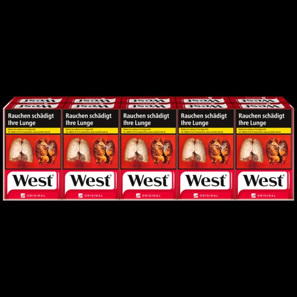 West Red 10x20 Stück