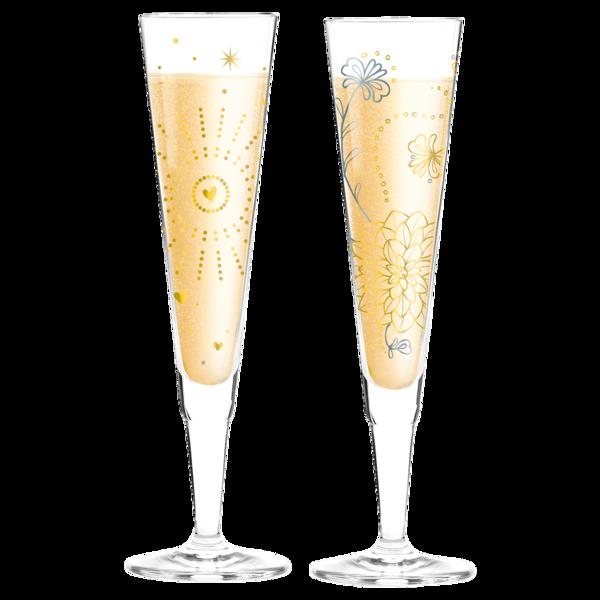 Ritzenhoff Champagnerglas 2er-Set*