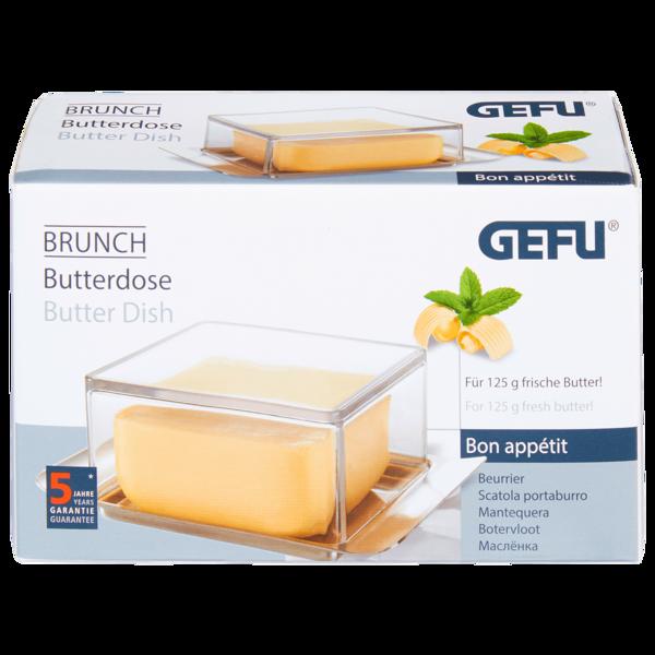 Gefu Butterdose Brunch 125g