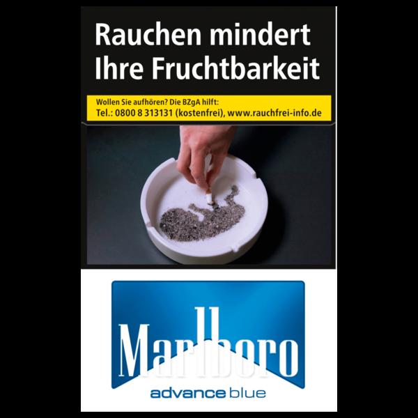 Marlboro Advance Blue 20 Stück