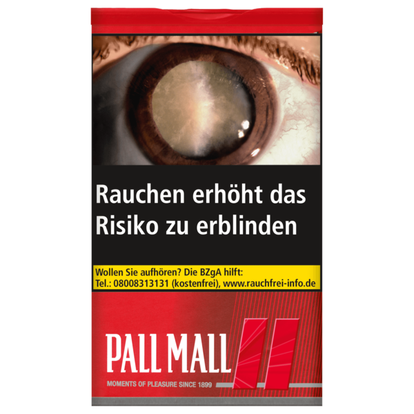 Pall Mall Red XL 65g