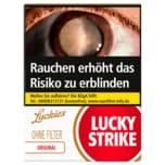 Lucky Strike Red ohne Filter 20 Stück